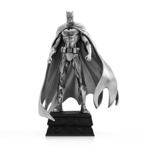 Figurine Batman Resolute en étain DC Comics - 19cm - Royal Selangor