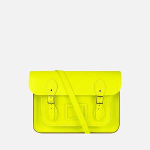"""The Cambridge Satchel Company Women's 13"""" Satchel - Fluoro Yellow"""