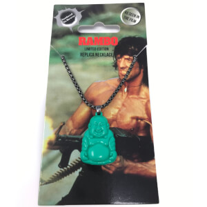 Rambo Movie Replica Limited Edition Neckchain