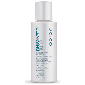 Joico Curl Cleansing Sulfate Free Shampoo 50ml (Free Gift)
