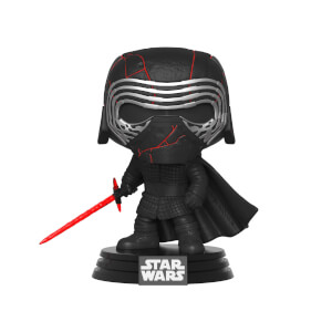 Figurine Pop! Supreme Leader Kylo Ren - Star Wars : L'ascension De Skywalker