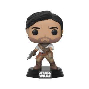 Star Wars The Rise of Skywalker Poe Dameron Funko Pop! Vinyl