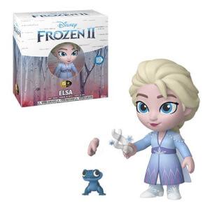 Figurine Funko 5 Star Elsa - La Reine Des Neiges 2 - Disney