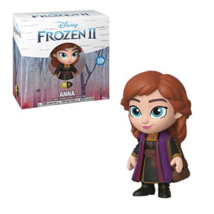 Frozen 2 Anna 5 Star Vinyl Figure