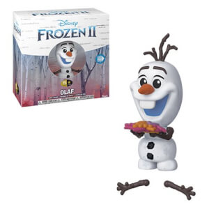 Frozen 2 Olaf 5 Star Vinyl Figure