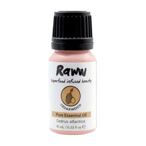 RAWW Cedarwood Pure Essential Oil 10ml