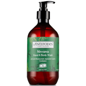 Antipodes Nirvana Hand and Body Wash 500ml