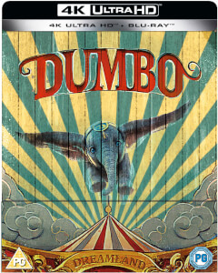 Dumbo 4K Ultra HD (Inkl. 2D Blu-ray) - Zavvi Exklusives Limited Edition SteelBook