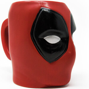 Deadpool 3D Sculpted Mug