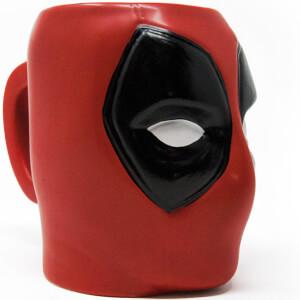 Deadpool 3D Sculpted Mug