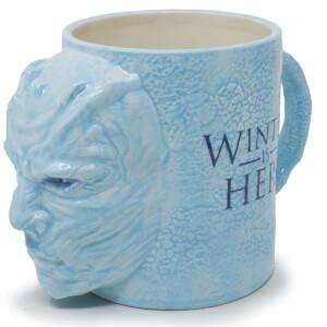 Game Of Thrones (Night King) Shaped Mug