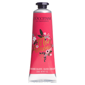 L'Occitane Rifle Paper Co. Shea Butter Rose Hand Cream 30ml
