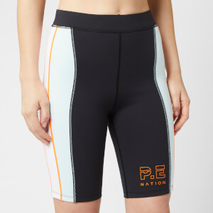 P.E Nation Women's Camber Shorts - Black