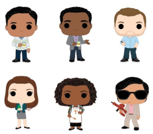Community Funko Pop! Bündel
