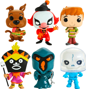 Scooby Doo Pop! Vinyl - Pop! Collection
