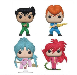 Yu Yu Hakusho Pop! Bundle