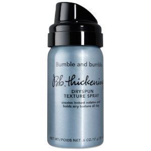 Bumble and bumble Thickening Dryspun Texture Spray 25ml (Free Gift)