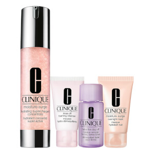 Clinique Moisture Overload 72hr Replenishing Water-Gel