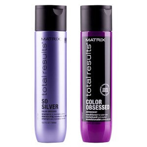 Matrix Total Results Blonde Perfection Duo Pack (Worth $44.90)