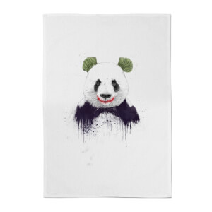 Joker Panda Cotton Tea Towel