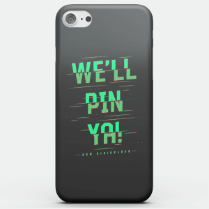 How Ridiculous We'll Pin Ya! Phone Case for iPhone and Android