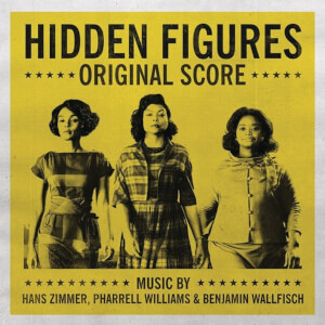 Enjoy The Ride - Hidden Figures (Original Motion Picture Score) LP RSD 2019 UK EXC