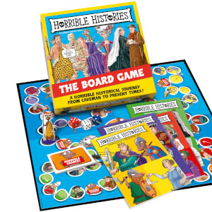 Horrible History Board Game from I Want One Of Those