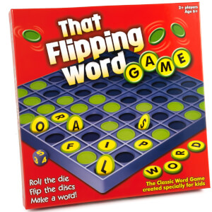 Flippin Word Game