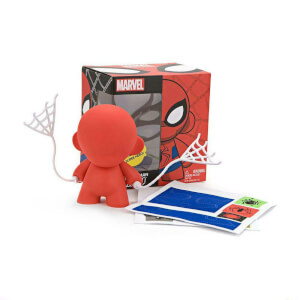 Kidrobot Munnyworld DIY Marvel Munny 4 Inch Mini Vinyl