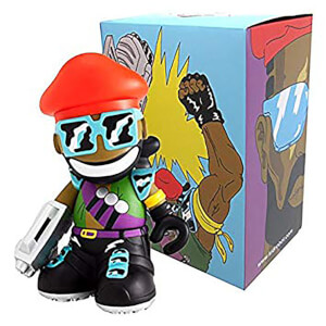 Kidrobot x Major Lazer 7 Inch Vinyl Figure