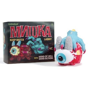 Kidrobot X Mishka Keep Watch Grip Labbit 7 Inch Figure