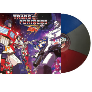 Hasbro Studios Presents '80s TV Classics: Music from The Transformers - Optimus Prime Variant Vinyl