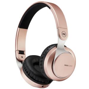 45c01f5aa10 Mixx JX1 Bluetooth Wireless Headphones - Rose Gold