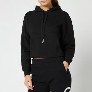 Calvin Klein Jeans Women's Multi Logo Graphic Hoody - Black Beauty