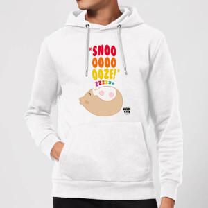 Hamsta Snooooooooze Hoodie - White
