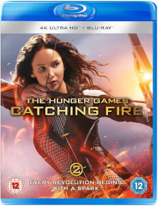The Hunger Games : Catching Fire - Ultra HD