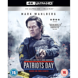 Patriots Day - Ultra HD