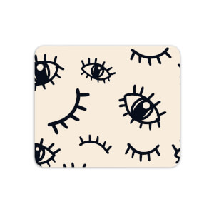 Mouse Mats Eye Eye Pattern Mouse Mat
