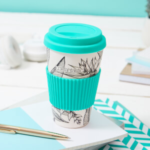 lookfantastic Bamboo Travel Mug (Free Gift)