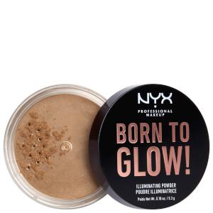 NYX Professional Makeup Born to Glow Illuminating Powder 5.3g (Various Shades)