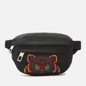 KENZO Contrast Mini Cross Body Bag - Black