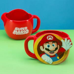Nintendo Super Mario Tasse