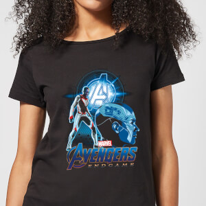 Avengers: Endgame Nebula Suit Women's T-Shirt - Black
