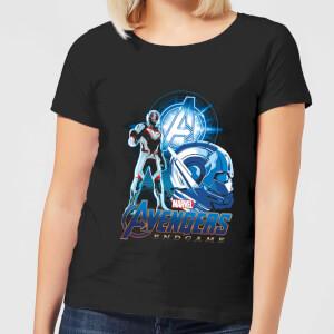Avengers: Endgame Ant Man Suit Damen T-Shirt - Schwarz