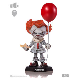 PVC Figur Iron Studios Stephen King's It Mini Co. Pennywise 17 cm