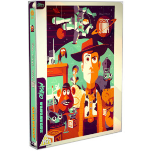 Toy Story - Mondo #36 Zavvi UK Exclusive Limited Edition Steelbook