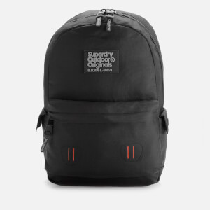 Superdry Men's Real Montana Backpack - Black