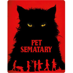 Pet Sematary - Zavvi Exclusive Steelbook (4K UltraHD + Blu-ray)
