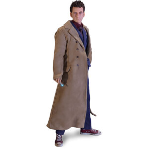Big Chief Studios Doctor Who 10th Doctor (Series 4) Édition Limitée