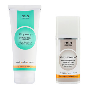 Mio Skincare Post-Gym Partners (Worth £42.00)